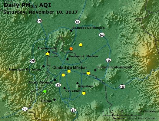 Peak Particles PM2.5 (24-hour) - https://files.airnowtech.org/airnow/2017/20171118/peak_pm25_mexico_city.jpg