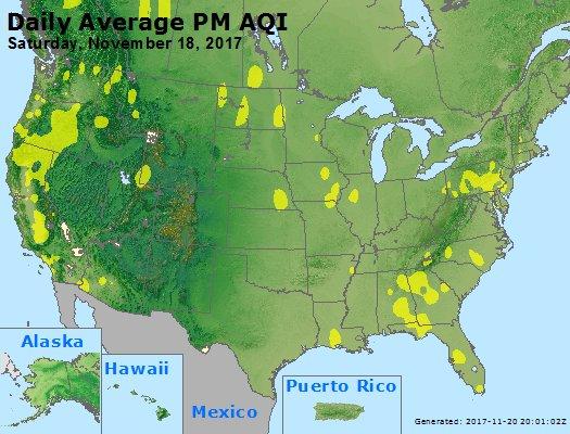 Peak Particles PM2.5 (24-hour) - https://files.airnowtech.org/airnow/2017/20171118/peak_pm25_usa.jpg