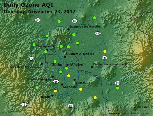 Peak Ozone (Mexico) - https://files.airnowtech.org/airnow/2017/20171123/peak_ozone_mexico_city.jpg
