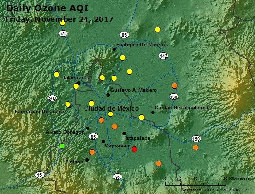Peak Ozone (Mexico) - https://files.airnowtech.org/airnow/2017/20171124/peak_ozone_mexico_city.jpg