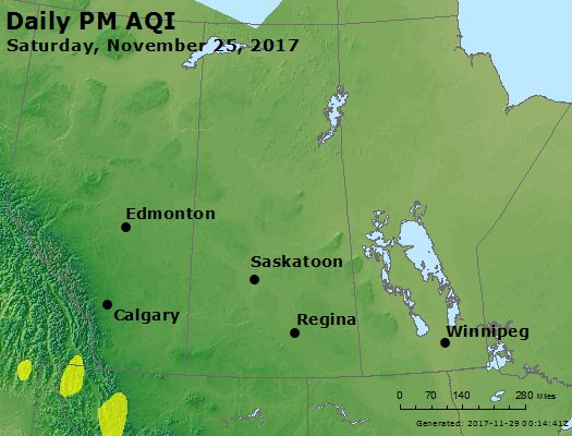 Peak Particles PM2.5 (24-hour) - https://files.airnowtech.org/airnow/2017/20171125/peak_pm25_central_canada.jpg