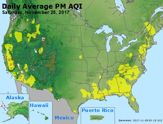 Peak Particles PM2.5 (24-hour) - https://files.airnowtech.org/airnow/2017/20171125/peak_pm25_usa.jpg