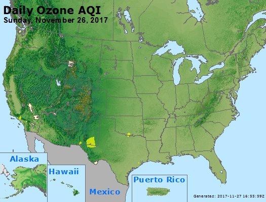 Peak Ozone (8-hour) - https://files.airnowtech.org/airnow/2017/20171126/peak_o3_usa.jpg
