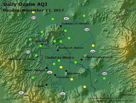 Peak Ozone (Mexico) - https://files.airnowtech.org/airnow/2017/20171127/peak_ozone_mexico_city.jpg