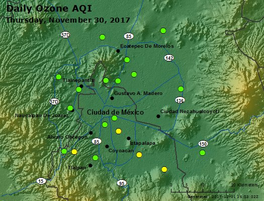 Peak Ozone (Mexico) - https://files.airnowtech.org/airnow/2017/20171130/peak_ozone_mexico_city.jpg