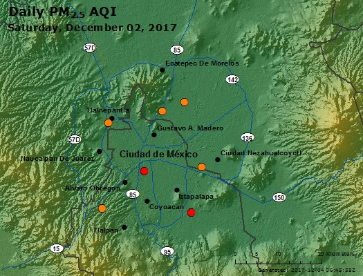 Peak Particles PM2.5 (24-hour) - https://files.airnowtech.org/airnow/2017/20171202/peak_pm25_mexico_city.jpg