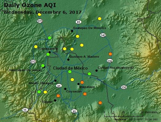 Peak Ozone (Mexico) - https://files.airnowtech.org/airnow/2017/20171206/peak_ozone_mexico_city.jpg