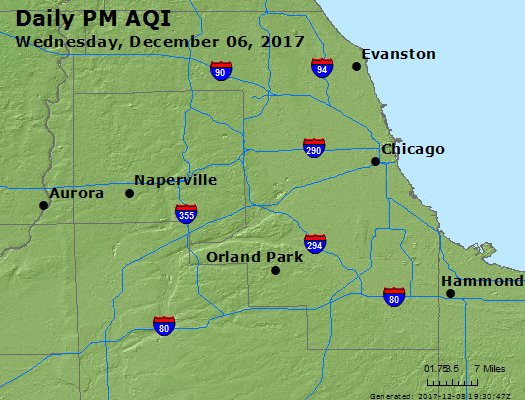 Peak Particles PM2.5 (24-hour) - https://files.airnowtech.org/airnow/2017/20171206/peak_pm25_chicago_il.jpg