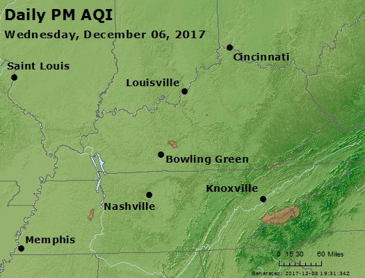Peak Particles PM2.5 (24-hour) - https://files.airnowtech.org/airnow/2017/20171206/peak_pm25_ky_tn.jpg