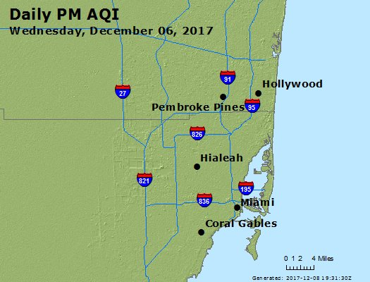 Peak Particles PM2.5 (24-hour) - https://files.airnowtech.org/airnow/2017/20171206/peak_pm25_miami_fl.jpg