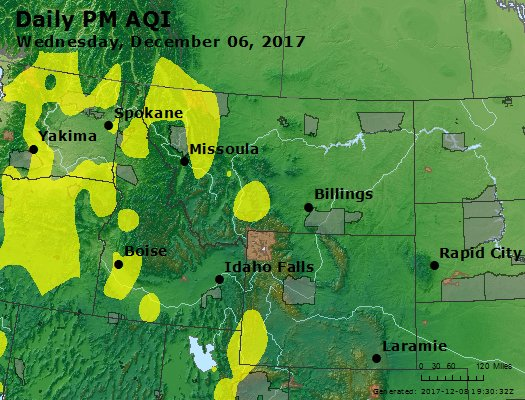 Peak Particles PM2.5 (24-hour) - https://files.airnowtech.org/airnow/2017/20171206/peak_pm25_mt_id_wy.jpg