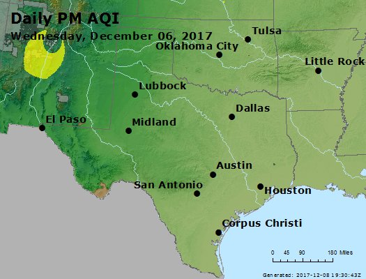 Peak Particles PM2.5 (24-hour) - https://files.airnowtech.org/airnow/2017/20171206/peak_pm25_tx_ok.jpg
