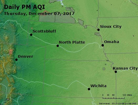 Peak Particles PM2.5 (24-hour) - https://files.airnowtech.org/airnow/2017/20171207/peak_pm25_ne_ks.jpg