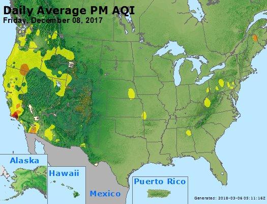 Peak Particles PM2.5 (24-hour) - https://files.airnowtech.org/airnow/2017/20171208/peak_pm25_usa.jpg