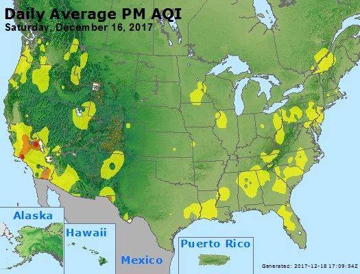 Peak Particles PM2.5 (24-hour) - https://files.airnowtech.org/airnow/2017/20171216/peak_pm25_usa.jpg