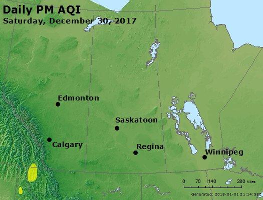 Peak Particles PM2.5 (24-hour) - https://files.airnowtech.org/airnow/2017/20171230/peak_pm25_central_canada.jpg