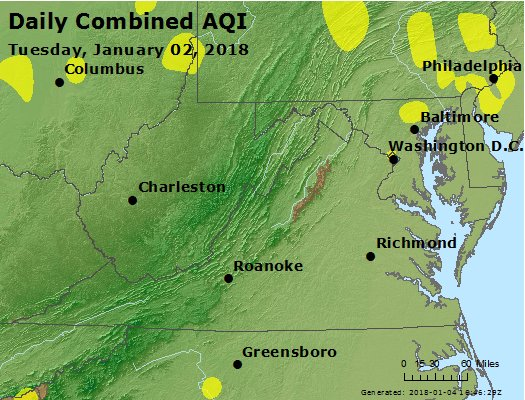 Peak AQI - https://files.airnowtech.org/airnow/2018/20180102/peak_aqi_va_wv_md_de_dc.jpg