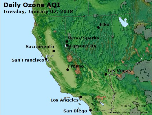 Peak Ozone (8-hour) - https://files.airnowtech.org/airnow/2018/20180102/peak_o3_ca_nv.jpg