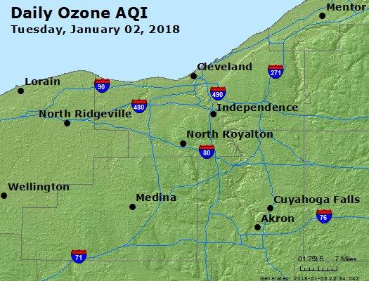 Peak Ozone (8-hour) - https://files.airnowtech.org/airnow/2018/20180102/peak_o3_cleveland_oh.jpg