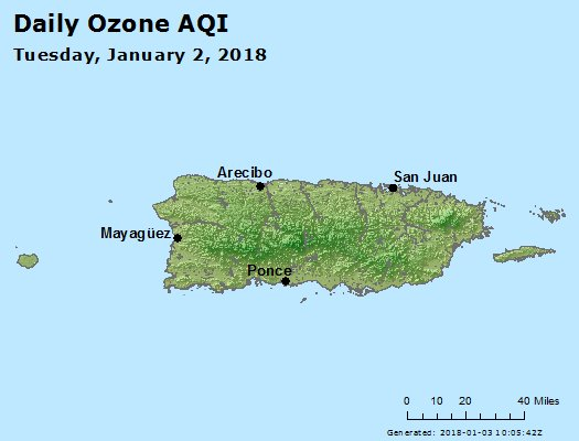 Peak Ozone (8-hour) - https://files.airnowtech.org/airnow/2018/20180102/peak_o3_puerto_rico.jpg