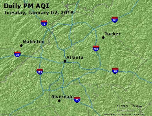 Peak Particles PM2.5 (24-hour) - https://files.airnowtech.org/airnow/2018/20180102/peak_pm25_atlanta_ga.jpg