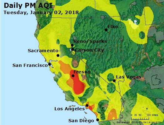 Peak Particles PM2.5 (24-hour) - https://files.airnowtech.org/airnow/2018/20180102/peak_pm25_ca_nv.jpg