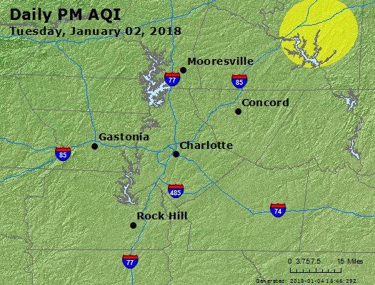 Peak Particles PM2.5 (24-hour) - https://files.airnowtech.org/airnow/2018/20180102/peak_pm25_charlotte_nc.jpg