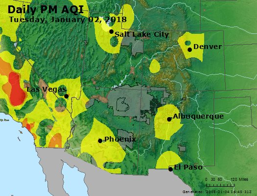 Peak Particles PM2.5 (24-hour) - https://files.airnowtech.org/airnow/2018/20180102/peak_pm25_co_ut_az_nm.jpg
