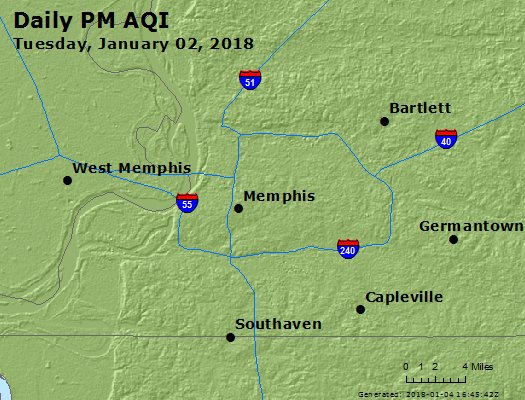 Peak Particles PM2.5 (24-hour) - https://files.airnowtech.org/airnow/2018/20180102/peak_pm25_memphis_tn.jpg