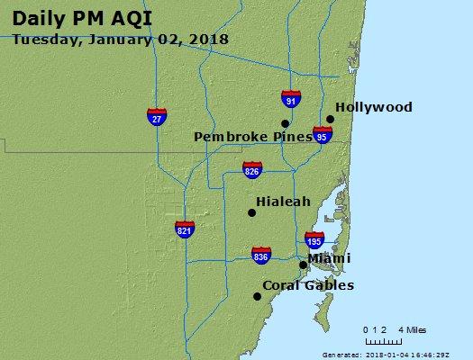 Peak Particles PM2.5 (24-hour) - https://files.airnowtech.org/airnow/2018/20180102/peak_pm25_miami_fl.jpg