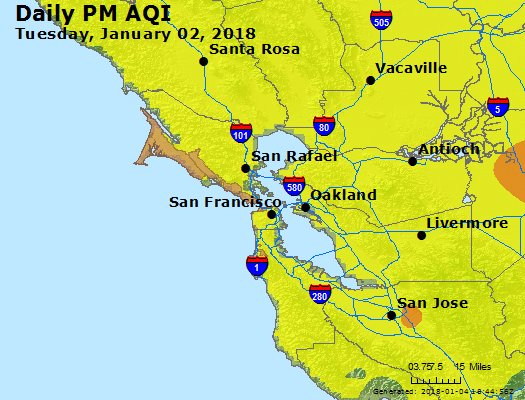 Peak Particles PM2.5 (24-hour) - https://files.airnowtech.org/airnow/2018/20180102/peak_pm25_sanfrancisco_ca.jpg