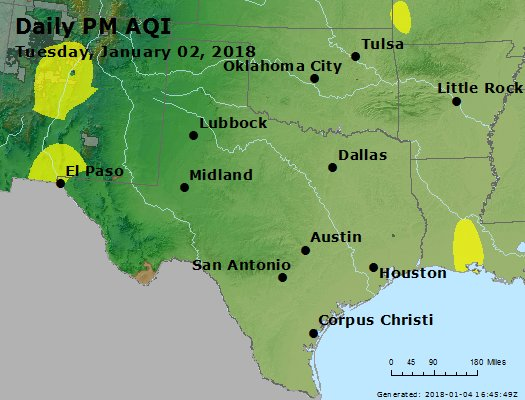 Peak Particles PM2.5 (24-hour) - https://files.airnowtech.org/airnow/2018/20180102/peak_pm25_tx_ok.jpg