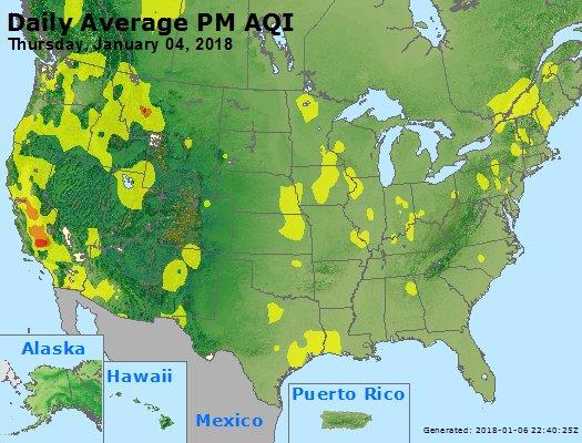 Peak Particles PM2.5 (24-hour) - https://files.airnowtech.org/airnow/2018/20180104/peak_pm25_usa.jpg