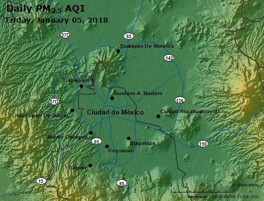 Peak Particles PM2.5 (24-hour) - https://files.airnowtech.org/airnow/2018/20180105/peak_pm25_mexico_city.jpg