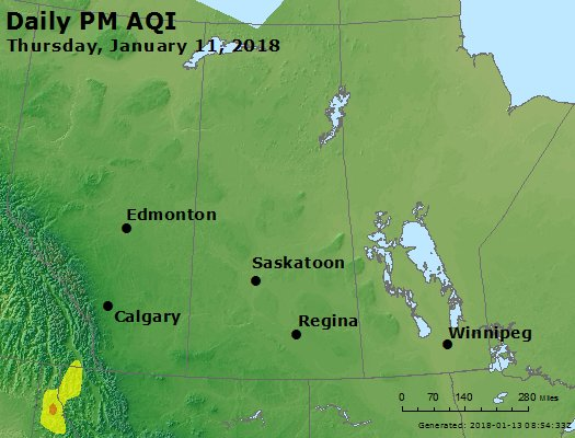 Peak Particles PM2.5 (24-hour) - https://files.airnowtech.org/airnow/2018/20180111/peak_pm25_central_canada.jpg
