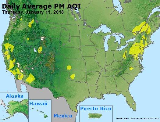Peak Particles PM2.5 (24-hour) - https://files.airnowtech.org/airnow/2018/20180111/peak_pm25_usa.jpg