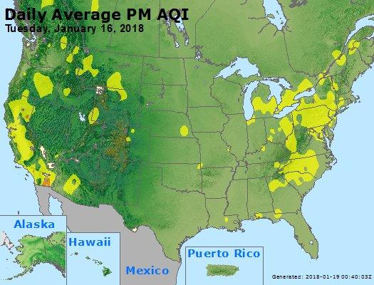 Peak Particles PM2.5 (24-hour) - https://files.airnowtech.org/airnow/2018/20180116/peak_pm25_usa.jpg