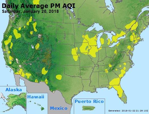 Peak Particles PM2.5 (24-hour) - https://files.airnowtech.org/airnow/2018/20180120/peak_pm25_usa.jpg