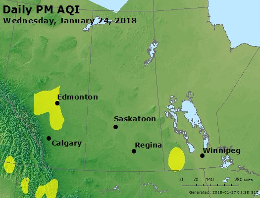 Peak Particles PM2.5 (24-hour) - https://files.airnowtech.org/airnow/2018/20180124/peak_pm25_central_canada.jpg