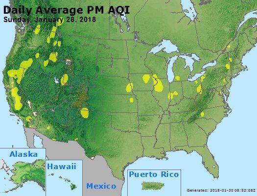 Peak Particles PM2.5 (24-hour) - https://files.airnowtech.org/airnow/2018/20180128/peak_pm25_usa.jpg