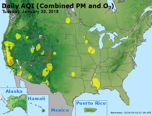 Peak AQI - https://files.airnowtech.org/airnow/2018/20180130/peak_aqi_usa.jpg