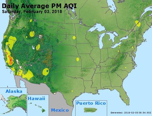 Peak Particles PM2.5 (24-hour) - https://files.airnowtech.org/airnow/2018/20180203/peak_pm25_usa.jpg