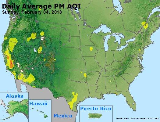 Peak Particles PM2.5 (24-hour) - https://files.airnowtech.org/airnow/2018/20180204/peak_pm25_usa.jpg