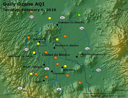 Peak Ozone (Mexico) - https://files.airnowtech.org/airnow/2018/20180206/peak_ozone_mexico_city.jpg