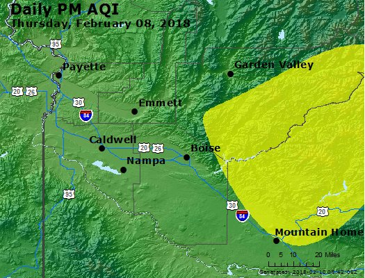 Peak Particles PM2.5 (24-hour) - https://files.airnowtech.org/airnow/2018/20180208/peak_pm25_boise_id.jpg