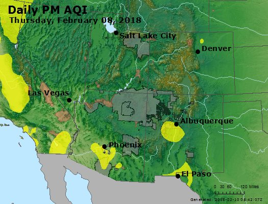 Peak Particles PM2.5 (24-hour) - https://files.airnowtech.org/airnow/2018/20180208/peak_pm25_co_ut_az_nm.jpg