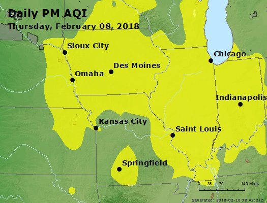 Peak Particles PM2.5 (24-hour) - https://files.airnowtech.org/airnow/2018/20180208/peak_pm25_ia_il_mo.jpg