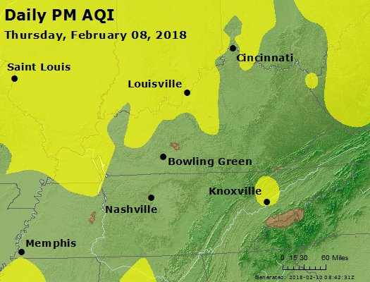 Peak Particles PM2.5 (24-hour) - https://files.airnowtech.org/airnow/2018/20180208/peak_pm25_ky_tn.jpg