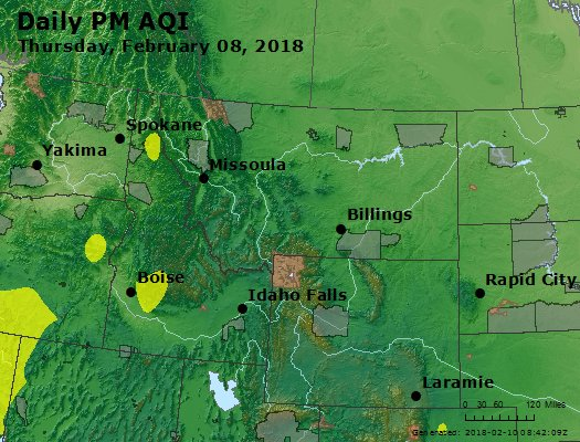 Peak Particles PM2.5 (24-hour) - https://files.airnowtech.org/airnow/2018/20180208/peak_pm25_mt_id_wy.jpg