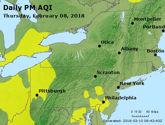 Peak Particles PM2.5 (24-hour) - https://files.airnowtech.org/airnow/2018/20180208/peak_pm25_ny_pa_nj.jpg